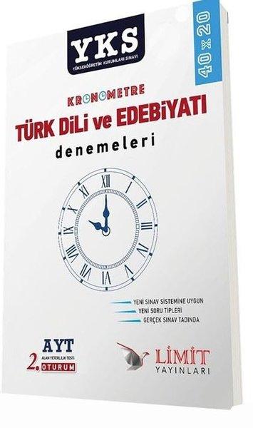 Limit Kronometre AYT Türk Dili ve Edebiyatı Denemeleri.pdf