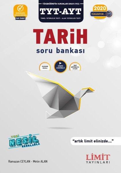 Limit TYT-AYT Tarih Soru Bankası.pdf