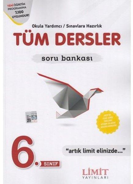 Limit 6.Sınıf Tüm Dersler Soru Bankası.pdf