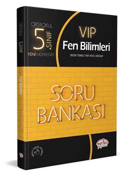 Editör 5.Sınıf VIP Fen Bilimleri Soru Bankası.pdf