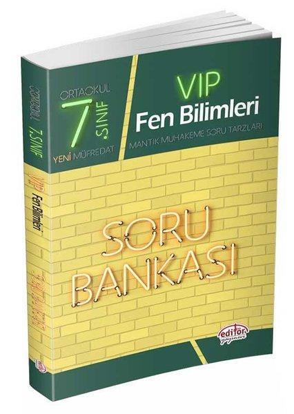 Editör 7.Sınıf VIP Fen Bilimleri Soru Bankası.pdf