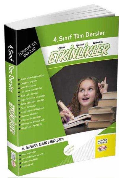 Editör 4.Sınıf Angora Tüm Dersler Etkinlikler.pdf