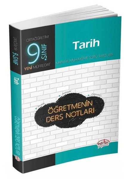 Editör 9.Sınıf Tarih Öğretmenin Ders Notları.pdf