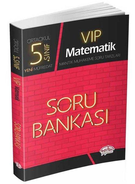Editör 5.Sınıf VIP Matematik Soru Bankası.pdf