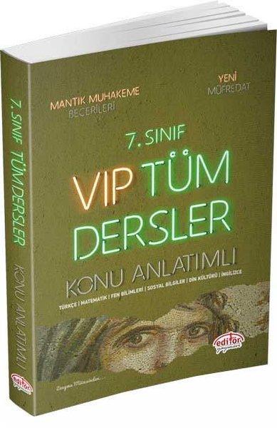Editör 7.Sınıf VIP Tüm Dersler Konu Anlatımlı.pdf