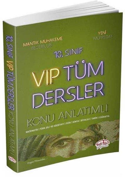 Editör 10.Sınıf VIP Tüm Dersler Konu Anlatımlı.pdf