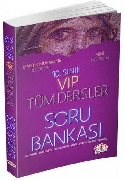 Editör 10.Sınıf Vip Tüm Dersler Soru Bankası.pdf