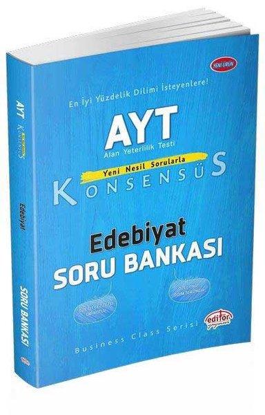 Editör AYT Konsensüs Edebiyat Soru Bankası.pdf