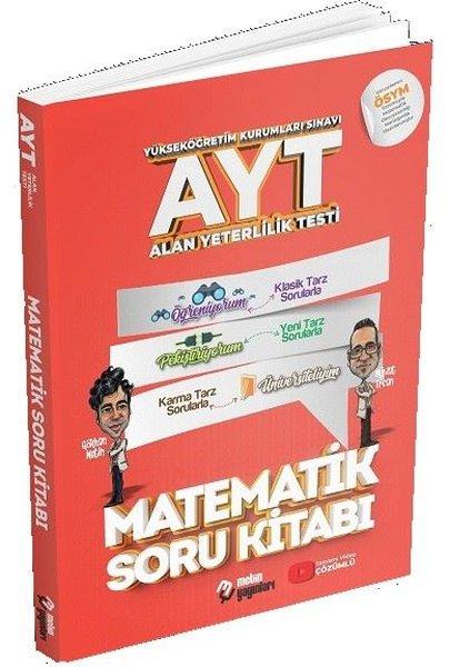 Metin AYT Matematik Soru Kitabı , Gökhan Metin - Fiyatı