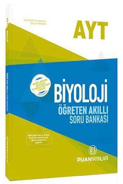 Puan AYT Biyoloji Öğreten Akıllı Soru Bankası.pdf
