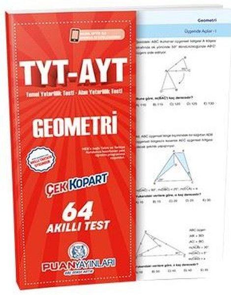 Puan TYT - AYT Geometri Akıllı Test.pdf