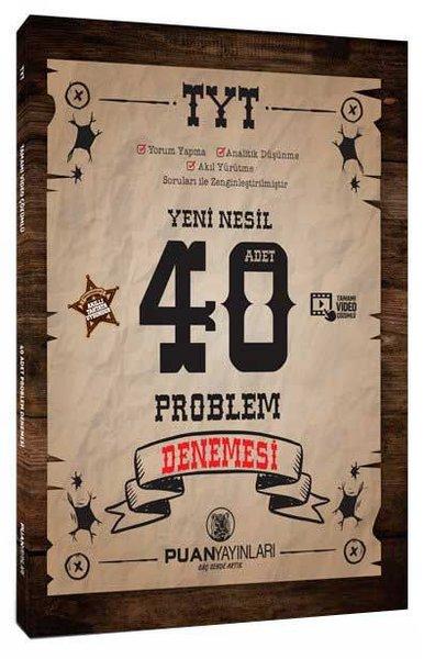 Puan TYT Yeni Nesil Problemler 40 Deneme.pdf