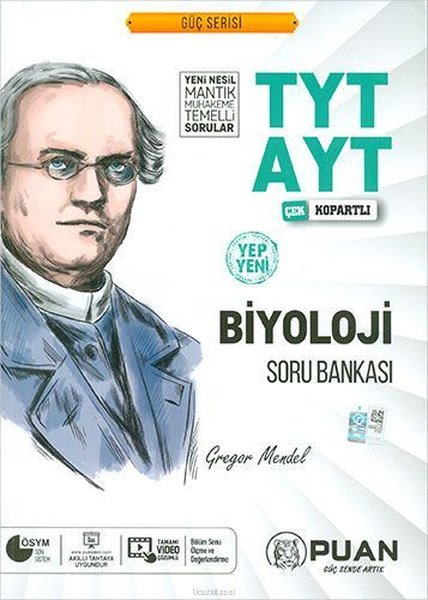 Puan TYT AYT Biyoloji Soru Bankası.pdf