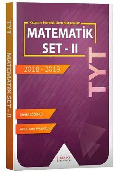 Derece TYT Matematik Set 2.pdf