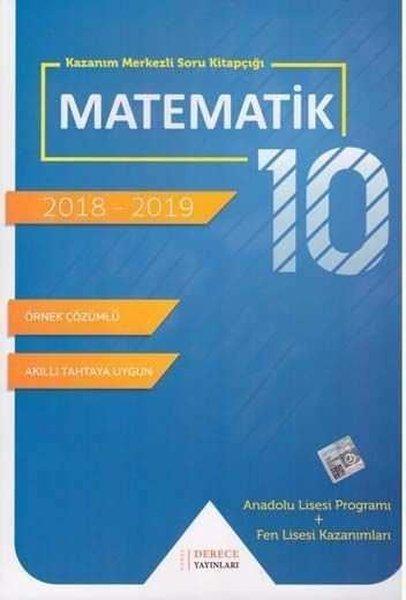 Derece 10.Sınıf Matematik Set.pdf
