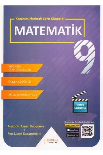 Derece 9.Sınıf Matematik Set.pdf
