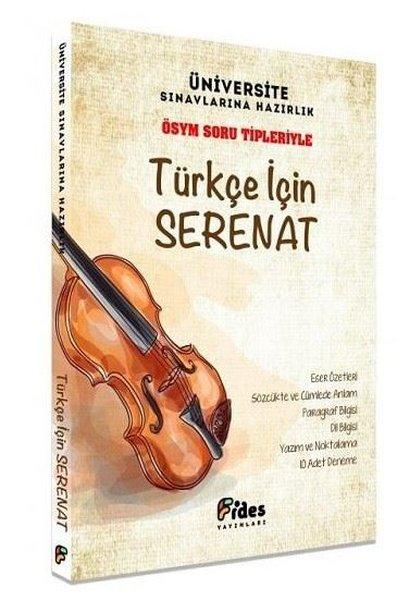 Fides ÖSYM Soru Tipleriyle Türkçe İçin Serenat.pdf