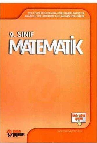 Metin 9.Sınıf Matematik Seti.pdf