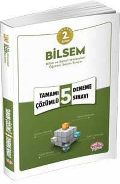 Editör 2.Sınıf Bilsem Tamamı Çözümlü 5 Deneme Sınavı.pdf