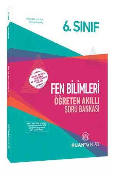 Puan 6.Sınıf Fen Bilimleri Öğreten Akıllı Soru Bankası.pdf