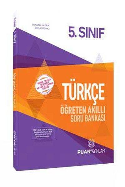 Puan 5.Sınıf Türkçe Öğreten Akıllı Soru Bankası.pdf