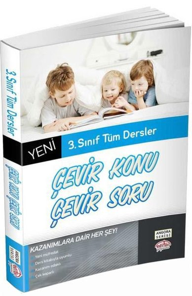 Editör 3.Sınıf Angora Tüm Dersler Çevir Konu Çevir Soru.pdf
