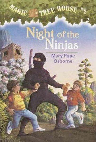 Night of the Ninjas (The magic tree house).pdf