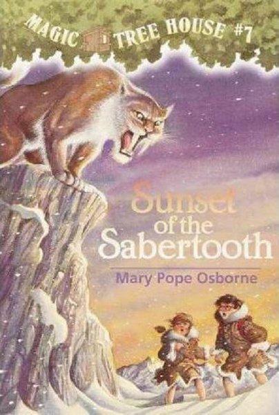 Magic Tree House 07: Sunset Of The Sabertooth.pdf