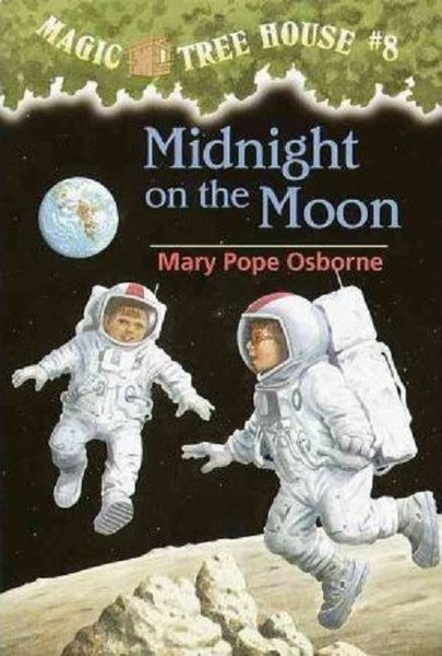 Midnight on the Moon (The magic tree house).pdf