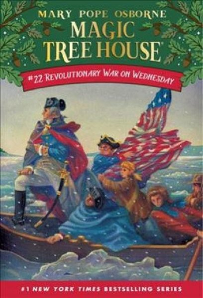 Magic Tree House 22 Revolutionary War On Wednesday.pdf