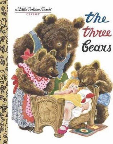 LGB The Three Bears (Little Golden Book Classic).pdf