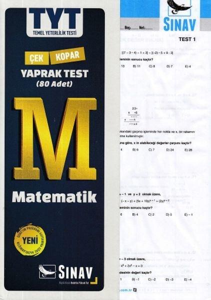 Sınav TYT Matematik Yaprak Test.pdf