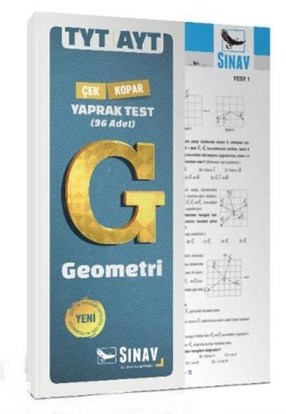 Sınav TYT AYT Geometri Çek Kopar Yaprak Test.pdf