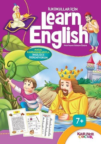 İlkokullar İçin Learn English-Mor.pdf