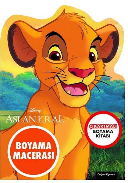 Disney Arslan Kral Özel Kesimli Boyama Macerası.pdf