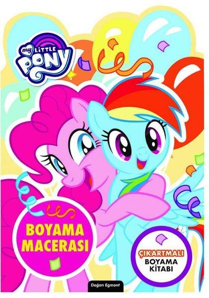 My Little Ponny Özel Kesimli Boyama Macerası.pdf
