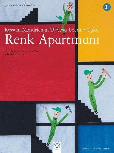 Ressam Mondrianın Tablosu Üzerine Öykü: Renk Apartmanı-Çocuk ve Sanat Öyküleri.pdf