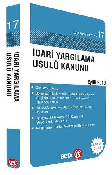İdari Yargılama Usulü Kanunu-Eylül 2019.pdf