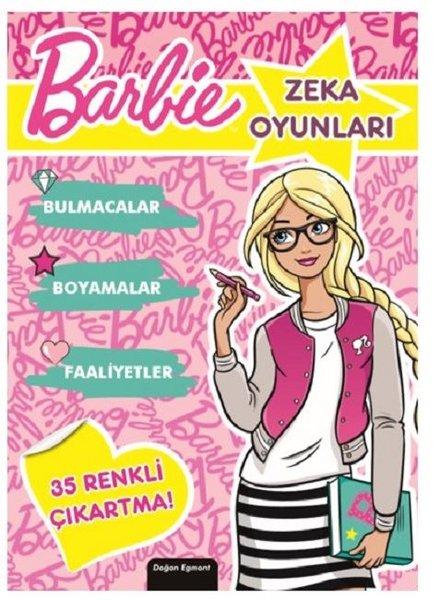 Barbie Zeka Oyunları-Faaliyet Kitabı.pdf