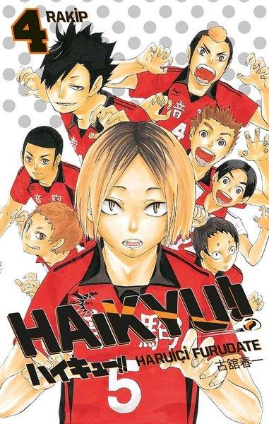 Haikyu!! 4.Cilt-Rakip.pdf