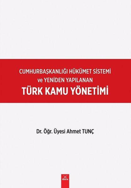 Türk Kamu Yönetimi-Cumhurbaşkanlığı Hükümet Sistemi.pdf