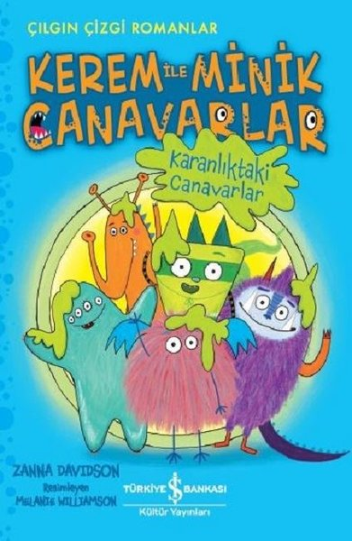 Karanlıktaki Canavarlar:Kerem ile Minik Canavarlar-Çılgın Çizgi Romanlar.pdf