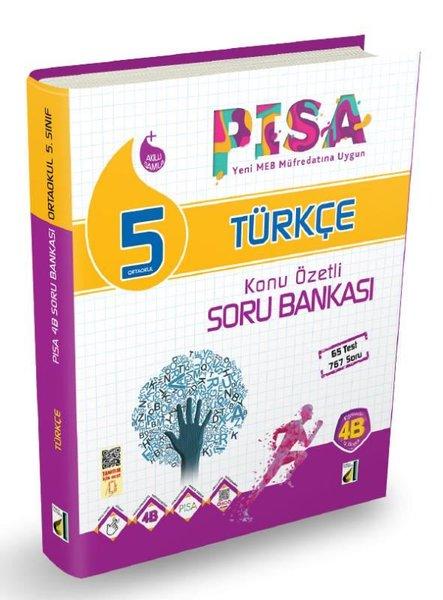 5.Sınıf Pisa 4B Türkçe Soru Bankası.pdf