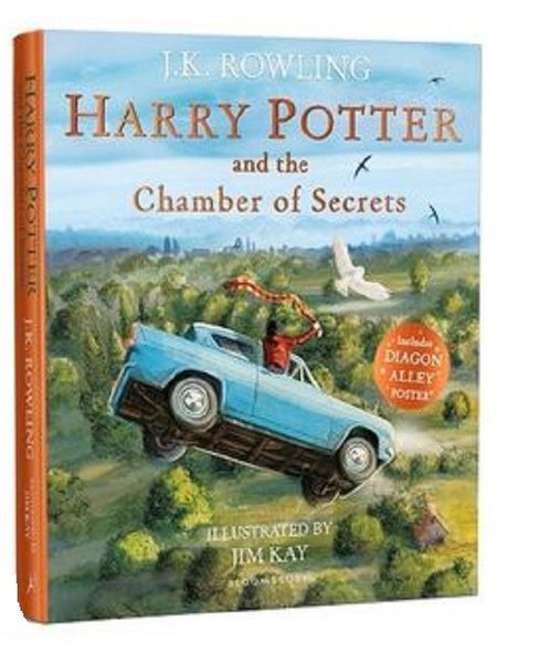 Harry Potter and the Chamber of Secrets: Illustrated Edition.pdf