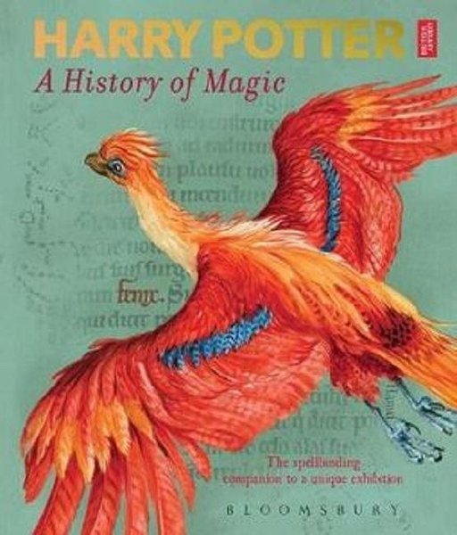 Harry Potter - A History of Magic: The Book of the Exhibition.pdf
