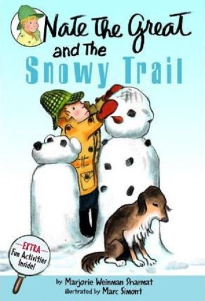 Nate the Great and the Snowy Trail.pdf