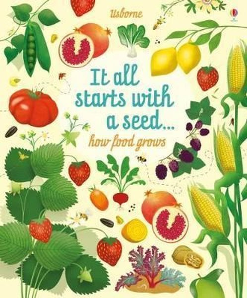 It all starts with a seed... How food grows.pdf