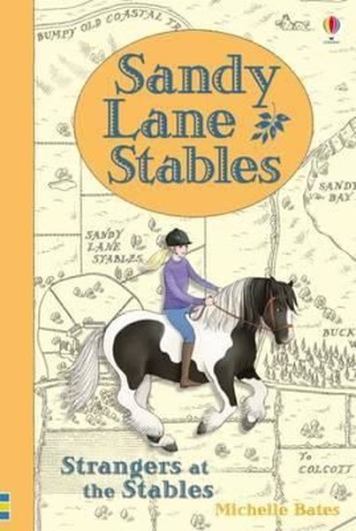 Sandy Lane Stables Strangers at the Stables (Young Reading) (Young Reading Plus).pdf