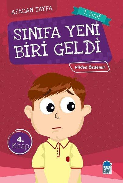 Sınıfa Yeni Biri Geldi-Afacan Tayfa 1. Sınıf Okuma Kitabı.pdf
