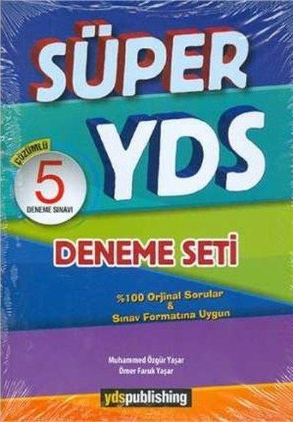 Süper YDS Deneme Seti (5li)  Tamamı Özgün ve Çözümlü Sorular.pdf